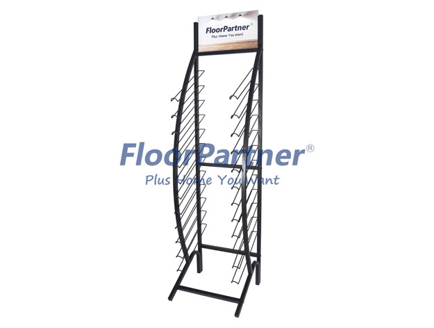 metal display rack